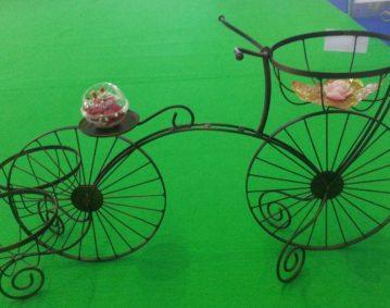 Bicicleta pentru flori